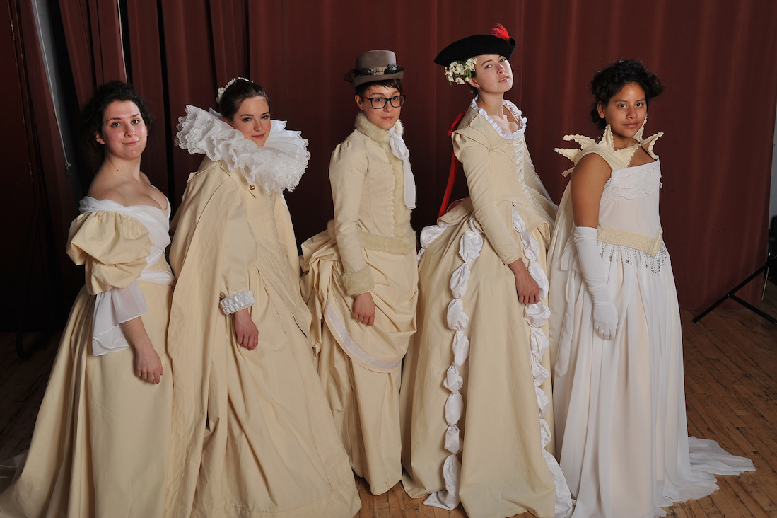Cmu School Of Drama Graduate Costume Design Program