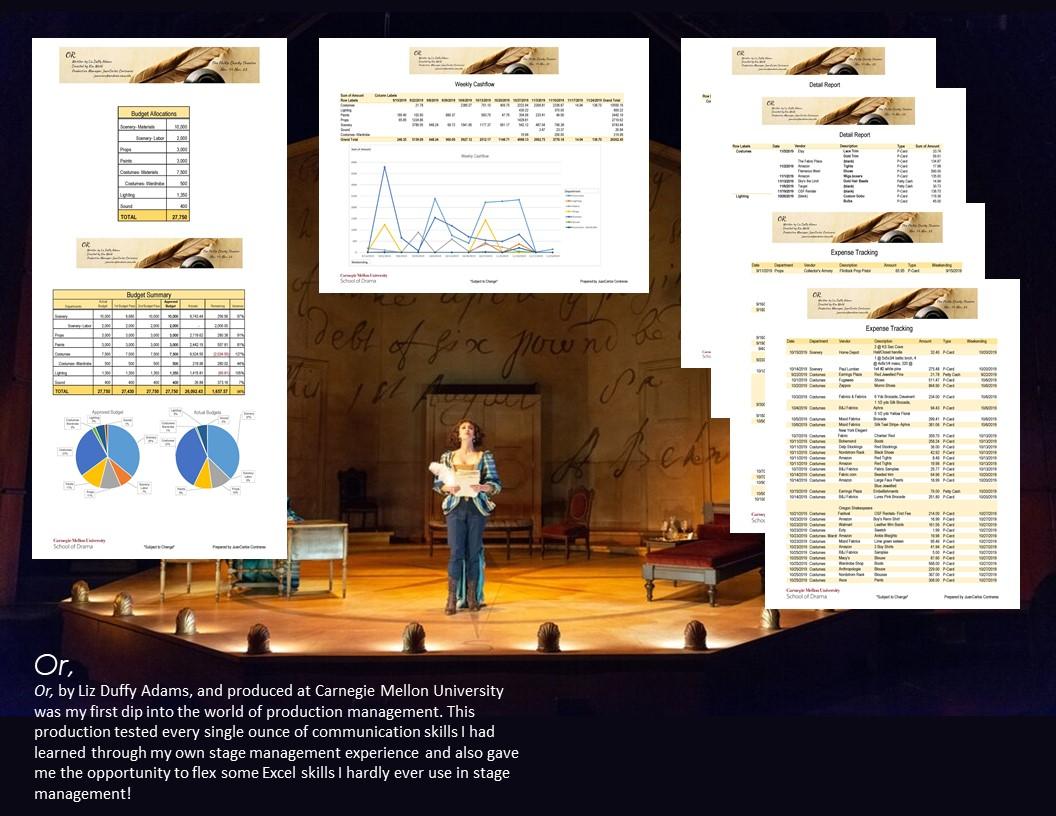 JuanCarlos Contreras - OR portfolio