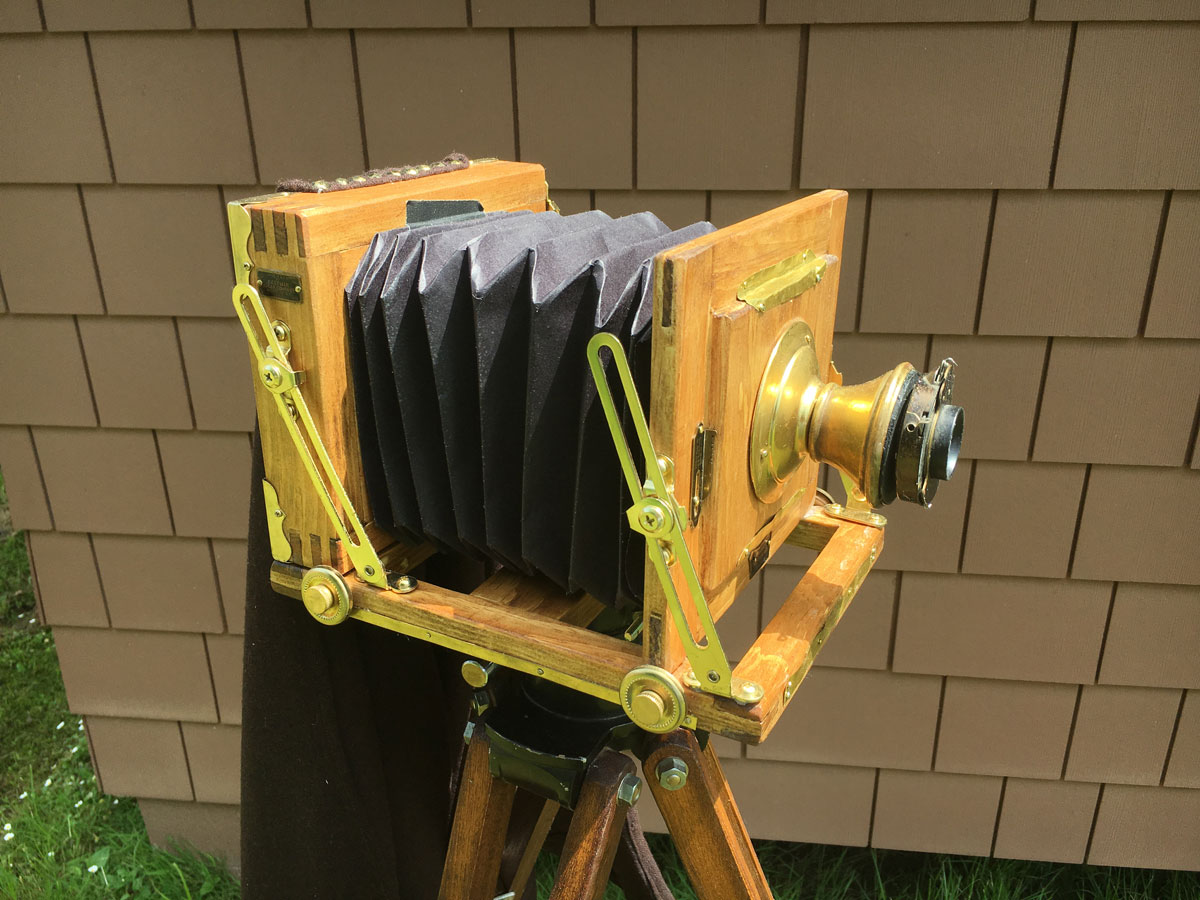 Break Away Bellows Camera