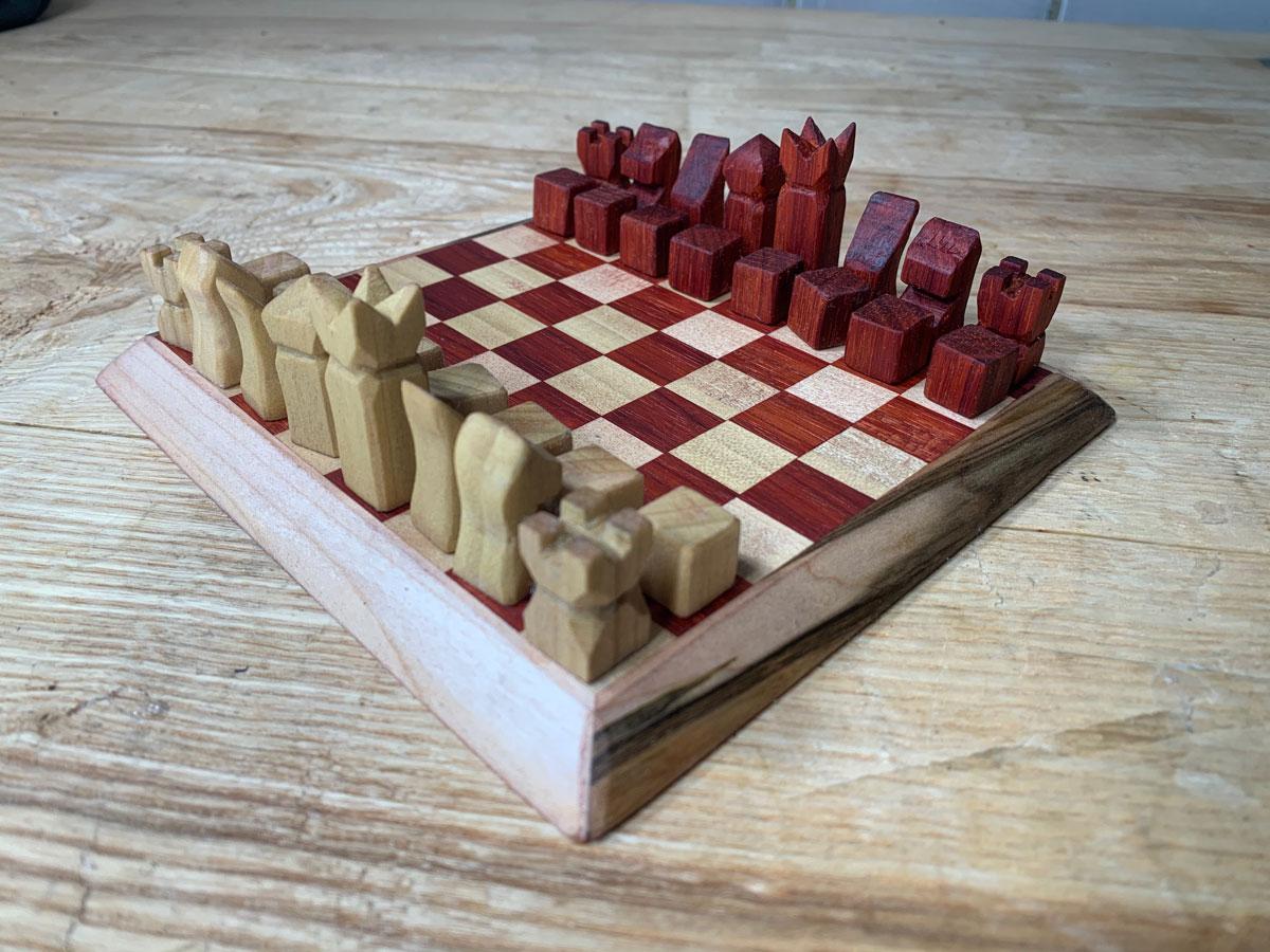Pandemic Chess Set